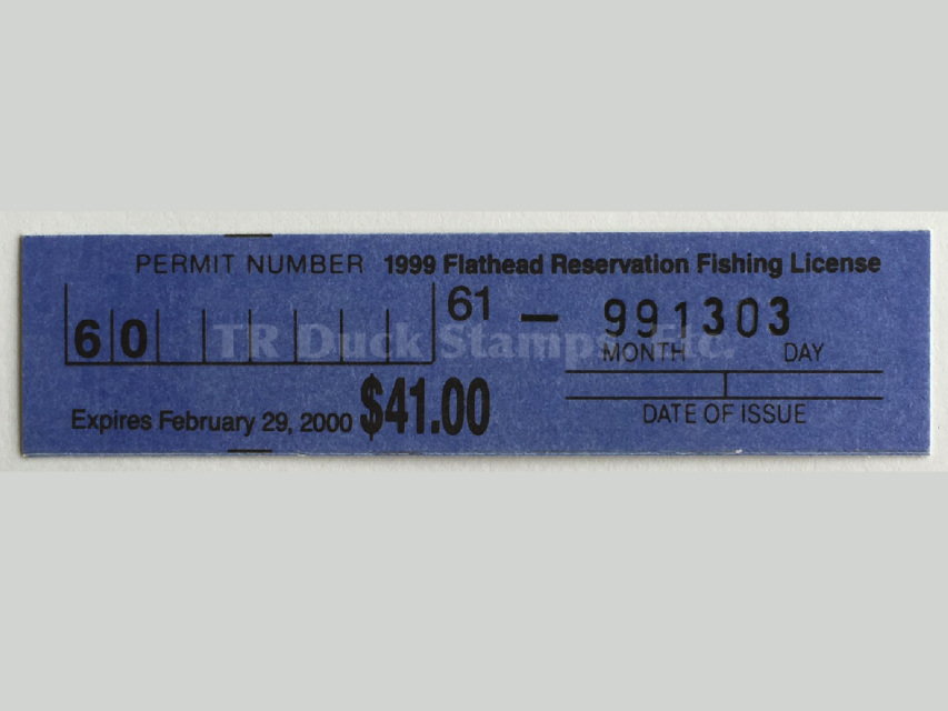 Fh47 1999 fish non resident for Sc non resident fishing license
